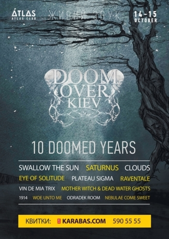 14.10 10 Doomed years: Doom Over Kiev | Киев